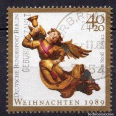 Sellos: BERLIN, 1989 , MICHEL 858. Lote 288392418