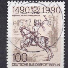 Sellos: BERLIN, 1990 , MICHEL 860. Lote 288392758