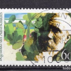 Sellos: BERLIN, 1990 , MICHEL 862. Lote 288392898