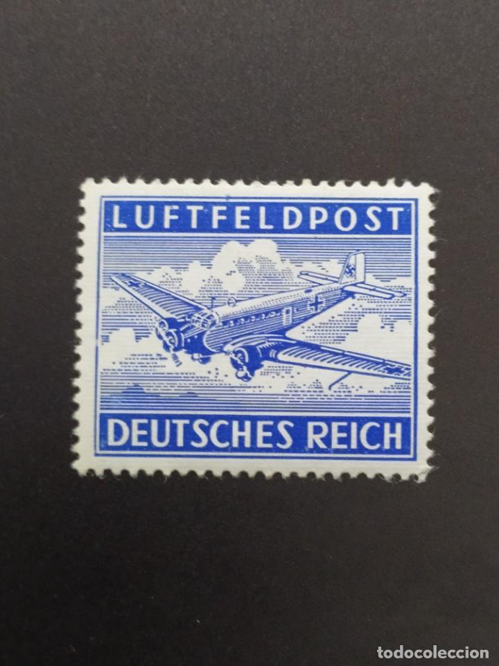 ## ALEMANIA III REICH NUEVO 1942 LUFTFELDPOST## (Sellos - Extranjero - Europa - Alemania)