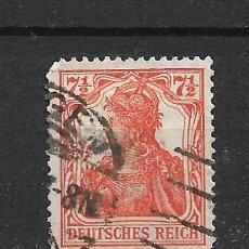 Sellos: ALEMANIA REICH 1916 MICHEL 99 USADO - 15/33. Lote 288479823
