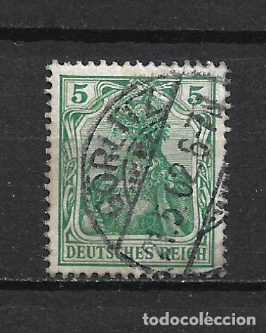 ALEMANIA REICH 1902 MICHEL 70 USADO - 15/39 (Sellos - Extranjero - Europa - Alemania)