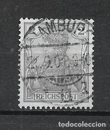 ALEMANIA REICH 1900 MICHEL 53 USADO - 15/39 (Sellos - Extranjero - Europa - Alemania)