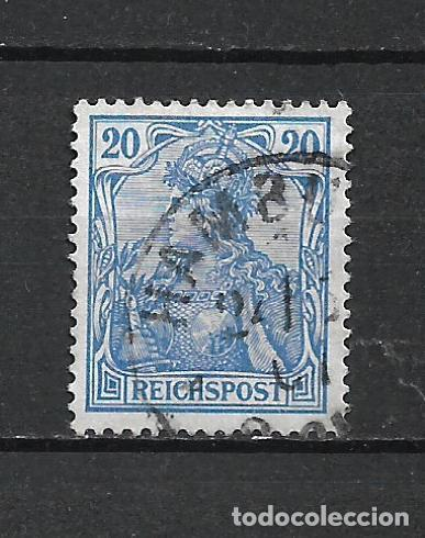 ALEMANIA REICH 1900 MICHEL 57 USADO - 15/39 (Sellos - Extranjero - Europa - Alemania)
