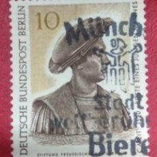 Sellos: ALEMANIA BERLIN 1967. MICHEL 303 ,. Lote 288730993
