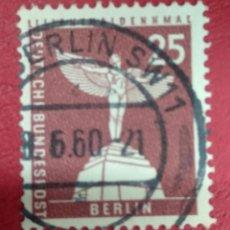 Sellos: ALEMANIA BERLIN USADO.. Lote 288734508