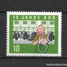 Timbres: ALEMANIA DDR SELLO ** MNH - 20/32. Lote 289210938