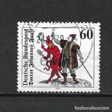Timbres: ALEMANIA 1979 SELLO USADO - 15/68. Lote 289251028