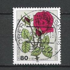 Sellos: ALEMANIA 1982 SELLO USADO - 15/65. Lote 289529638