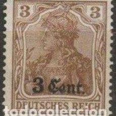 Sellos: BELGICA OCUPACION ALEMANA I WW , 1914 , STAMP, MICHEL 1. Lote 289744673