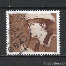 Sellos: ALEMANIA 1975 USADO - 20/24. Lote 289840608