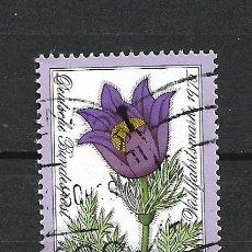 Sellos: ALEMANIA 1975 USADO - 20/24. Lote 289841233