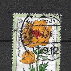 Sellos: ALEMANIA 1975 USADO - 20/24. Lote 289841288