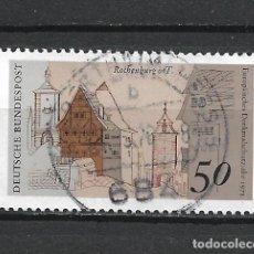 Sellos: ALEMANIA 1975 USADO - 20/24. Lote 289841473