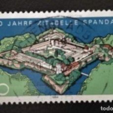 Sellos: ALEMANIA 1994- YT:DE 1568,. Lote 289841538