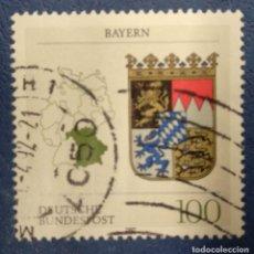 Sellos: ALEMANIA 1992. Lote 289879688