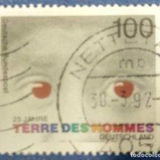 Sellos: ALEMANIA 1992. Lote 289890363