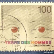 Sellos: ALEMANIA 1992. Lote 289890548