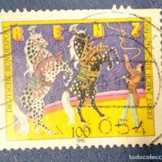 Sellos: ALEMANIA 1992. Lote 289894118