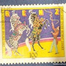 Sellos: ALEMANIA 1992. Lote 289894243