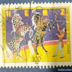 Sellos: ALEMANIA 1992. Lote 289894468