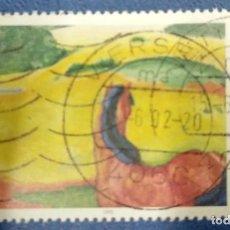Sellos: ALEMANIA 1992. Lote 289896643