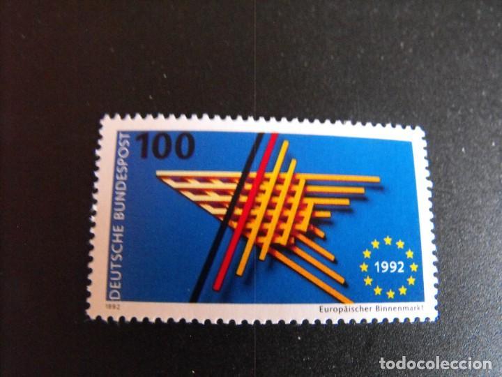 ALEMANIA FEDERAL. SERIE COMPLETA. Nº 1476. YVERT. 1992. MNH**. (Sellos - Extranjero - Europa - Alemania)