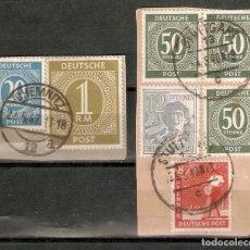 Sellos: ALEMANIA.1946. OCUPACIÓN INTERALIADA.. Lote 295455173