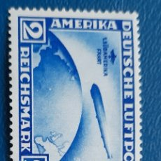 Sellos: ZEPELÍN 1930 * AÉREO SUDAMERICA FAHRT. Lote 295999338