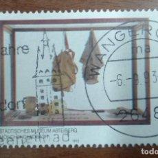 Sellos: ALEMANIA 1993 SELLO USADO.. Lote 296754403