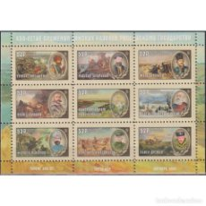 Sellos: ⚡ DISCOUNT LPR 2020 450TH ANNIVERSARY OF THE SERVICE OF THE DON COSSACKS TO RUSSIA MNH - MIL. Lote 297128688
