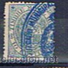 Sellos: ALFONSO XII TIMBRE ESPECIAL MOVIL 1898 EDIFIL FISCALES 10 CTS JUZGADO MUNICIPAL. Lote 29987970