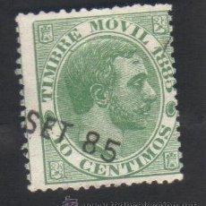 Sellos: TIMBRE MÓVIL 10 CÉNTIMOS, 1885. Lote 40954180