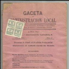 Sellos: A324-DOCUMENTO CUADERNO IMPRESOS FRANQUEADO CON SELLO Nº173 AÑO 1877,SELLO PARA IMPRESOS 4/4.VALOR +. Lote 43549003
