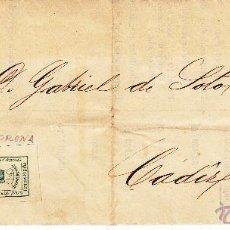 Sellos: CARTA COMPLETA DE SEGUROS EL MEDIODIA DE SEVILLA ---1875--- VER FOTOS ADICIONALES . Lote 55003947