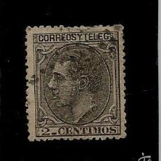 Sellos: ALFONSO XII - EDIFIL 200 - 1879. Lote 60901003
