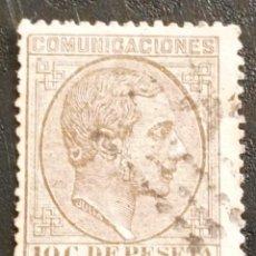 Sellos: USADO - EDIFIL 192 - SPAIN 1878 ALFONSO XII. Lote 71141317