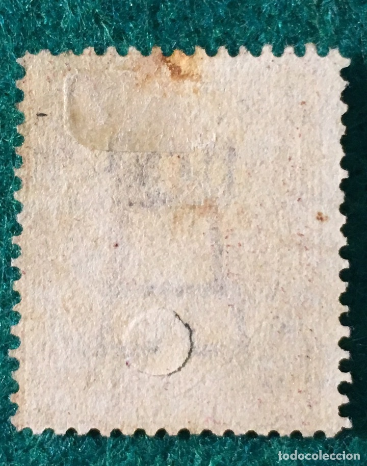 Sellos: Año 1876. Alfonso XII. Nº 181 - Foto 2 - 77833309