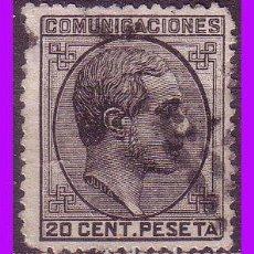 Sellos: 1878 ALFONSO XII, EDIFIL Nº 193 (O). Lote 83602164
