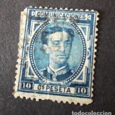 Francobolli: ESPAÑA,1876,ALFONSO XII,EDIFIL 175,USADO,( LOTE AR). Lote 94677639