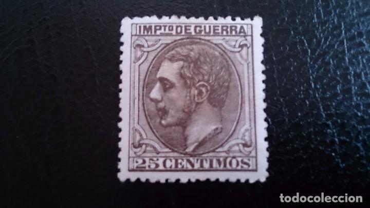 1879 - ALFONSO XII - NO EXPENDIDOS - NE 7 - MH* - NUEVO CON FIJASELLLOS - BIEN CENTRADO (Sellos - España - Alfonso XII de 1.875 a 1.885 - Nuevos)