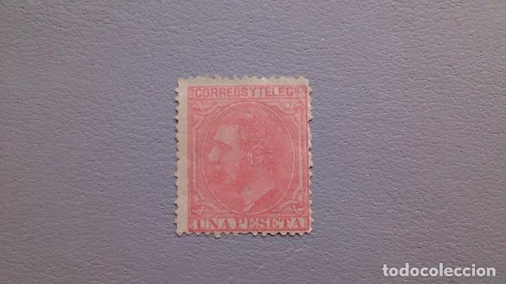 ESPAÑA - 1879 - ALFONSO XII - EDIFIL 207 - MNH** - NUEVO - VALOR CATALOGO +200€. (Sellos - España - Alfonso XII de 1.875 a 1.885 - Nuevos)