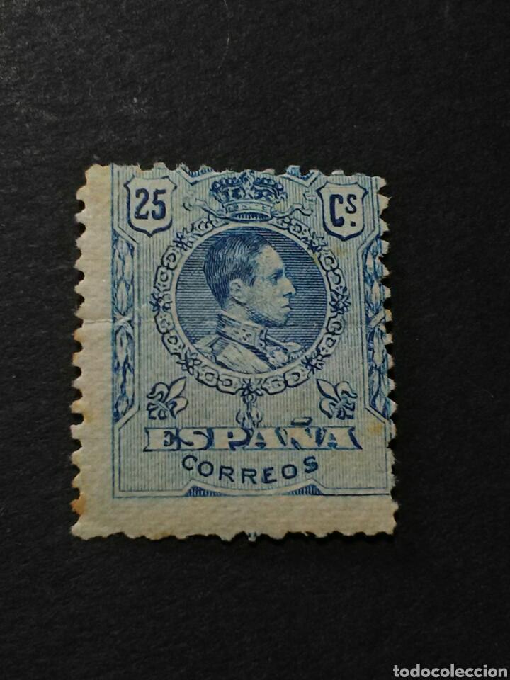 EDIFIL 274. ALFONSO XIII. NUEVO, CON GOMA. DOBLEZ. (Sellos - España - Alfonso XII de 1.875 a 1.885 - Nuevos)