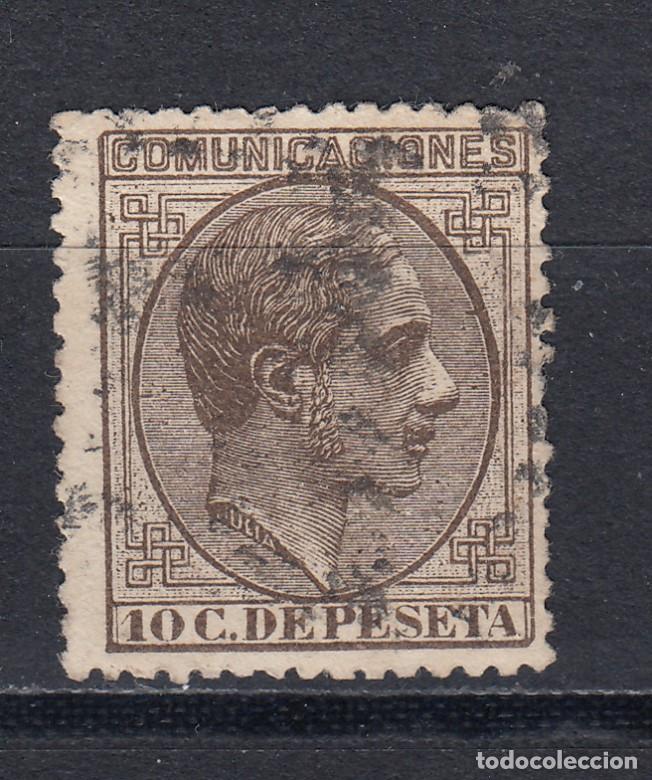 1878 EDIFIL 192 USADO. ALFONSO XII (Sellos - España - Alfonso XII de 1.875 a 1.885 - Nuevos)