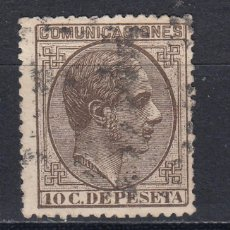 Sellos: 1878 EDIFIL 192 USADO. ALFONSO XII. Lote 128177671