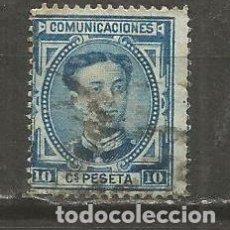 Sellos: ESPAÑA SELLO EDIFIL NUM. 175 USADO. Lote 135221178