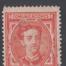 Sellos: ESPAÑA, 1876 EDIFIL Nº 182. Lote 136422086