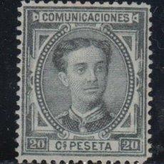 Sellos: ESPAÑA, 1876 EDIFIL Nº 176 (*). Lote 139437222