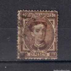 Sellos: ESPAÑA 1876 EDIFIL 177 USADO - 1/45. Lote 143788342