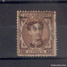 Sellos: ESPAÑA 1876 EDIFIL 177 USADO - 1/45. Lote 143788406